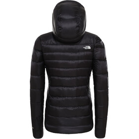 The North Face Impendor Down Hoodie Jacket Dam tnf black